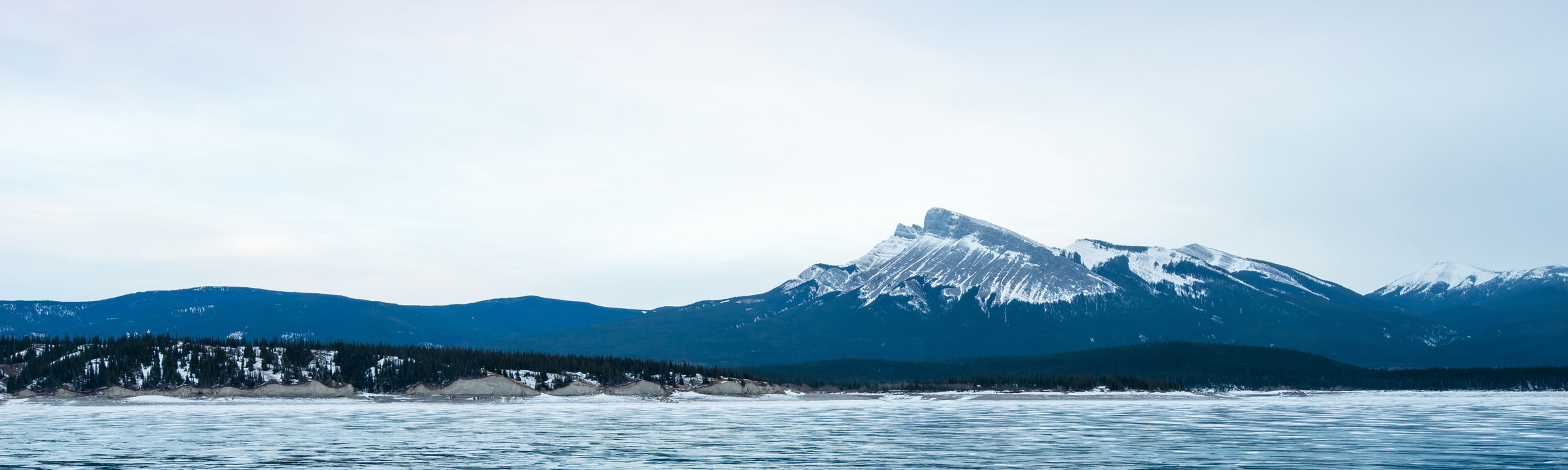 A 72-Hr Alberta weekend Roadtrip in Photographs