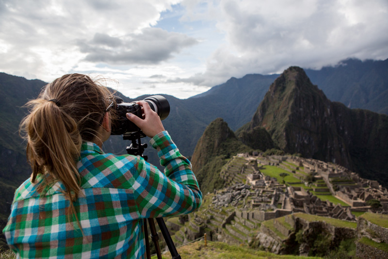 Come experience Machu Picchu with The Giving Lens