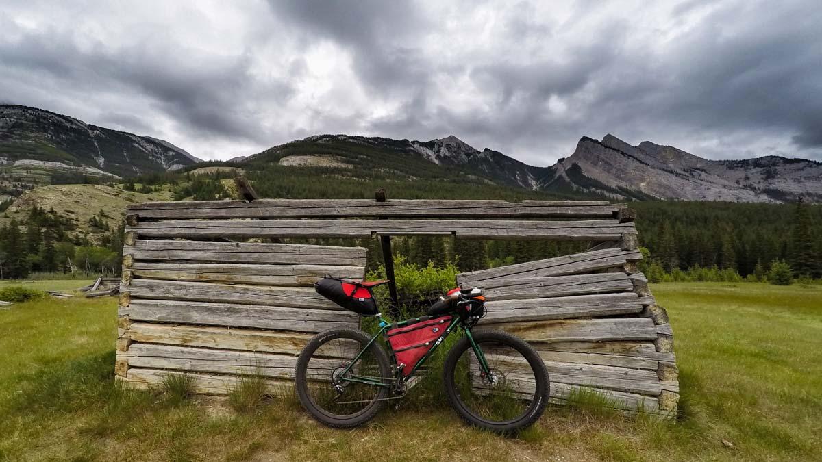 Bikepacking the Alberta Rockies 700