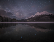 Alberta Northern Lights and clear dark skies at their finest in this video release