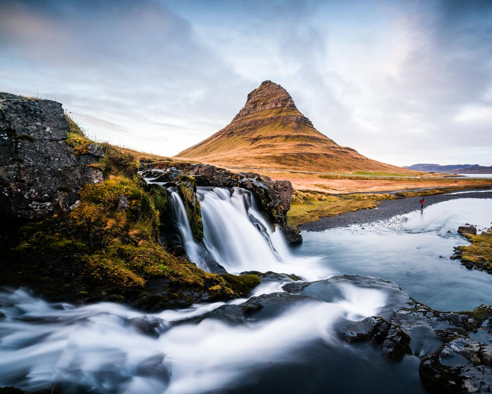 One of Iceland's most iconic locations