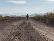 Riding the New Mexico Off-Road Runner in November