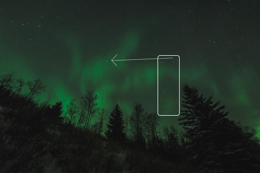 how to find the north star using the big dipper.