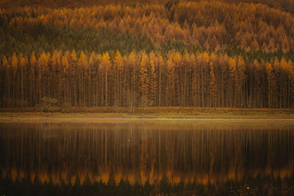 A moment of epic sunlight in the Glencoe region of Scotland.